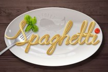 Spaghetti Text Effect